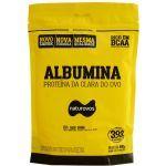 Kit Albumina - 500g Refil Banana - Naturovos