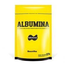 Albumina - 500g Refil Baunilha - Naturovos