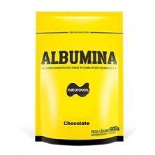 Albumina - 500g Refil Chocolate - Naturovos