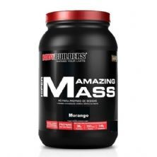 Amazing Mass - 1500g Morango - BodyBuilders