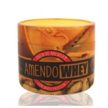 AmendoWhey Pasta de Amendoim com Whey Protein - 250g - AMENDOWHEY