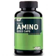 Amino 2222 - 150 Softgels - Optimum Nutrition