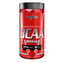 Amino BCAA 2044mg - 180 cápsulas - Integralmédica*** Data Venc. 30/11/2019