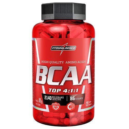 Amino BCAA TOP - 120 cápsulas - Integralmédica