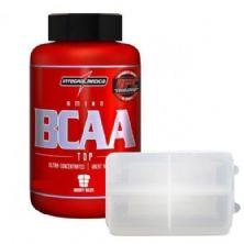 Amino BCAA TOP - 240 cápsulas + Porta Cápsula - Integralmédica