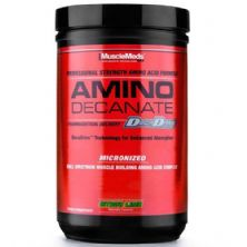 Amino Decanate - 300g Citrus Lime - Musclemeds