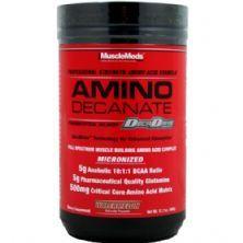 Amino Decanate - 300g  Melância - Musclemeds