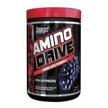 Amino Drive - 200g Uva - Nutrex Research*** Data Venc. 30/08/2020