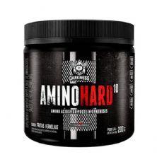 Amino Hard 10 - 200g Frutas Vermelhas - IntegralMédica*** Data Venc. 30/12/2020