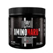 Amino Hard 10 - 200g Limão - IntegralMédica