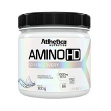Amino HD 10:1:1 Recovery - 300g Laranja - Atlhetica Nutrition