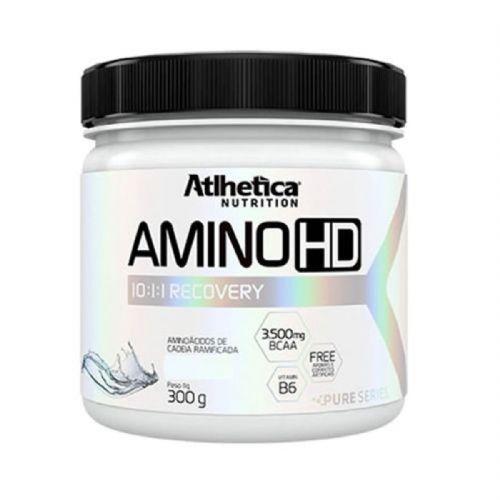 Amino HD 10:1:1 Recovery - 300g Blueberry - Atlhetica Nutrition no Atacado