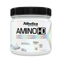 Amino HD 10:1:1 Recovery - 300g Blueberry - Atlhetica Nutrition