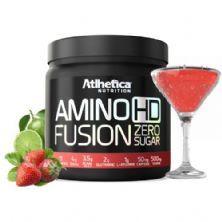 Amino HD Fusion - 450g Morango com Limão - Atlhetica Nutrition