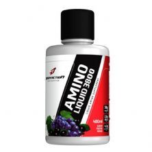 Amino Liquid 3800 - 480ml Frutas Roxas - BodyAction