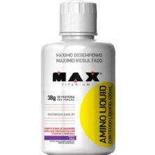 Amino Liquid - 500 ml Sabor Uva - Max Titanium