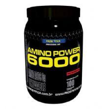 Amino Power 6000 - 100 tabs Chocolate - Probiótica
