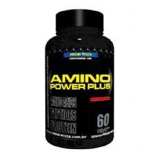 Amino Power Plus - 60 Tabletes - Probiótica