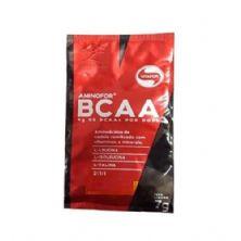 Aminofor Bcaa - 1 Sachê de 4g Limão - Vitafor