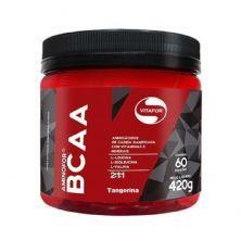 Aminofor BCAA - 420g Tangerina - Vitafor*** Data Venc. 30/07/2020
