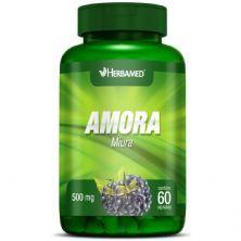 Amora 500mg 60 Cápsulas - Herbamed