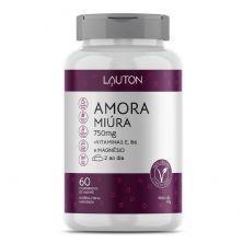Amora Miúra Premium 750mg  - 60 Cápsulas - Lauton Nutrition