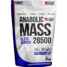 Anabolic Mass 28500 Refil Stand-Up - 3000g Morango - ProFit