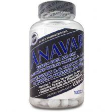 Anavar - 180 Cápsulas - HTP Hi-Tech