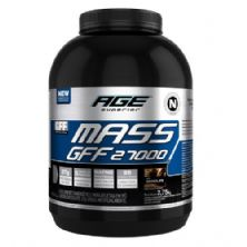 Anticatabolic Mass 27000 AGE -  2750g Chocolate- Nutrilatina