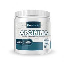 Arginina - 120g - Newnutrition