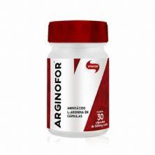 Arginofor - 30 Cápsulas - Vitafor*** Data Venc. 31/01/2021