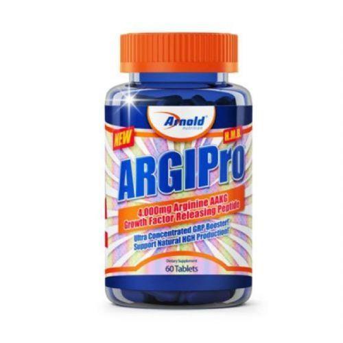 Argipro - 60 Tabletes - Arnold Nutrition no Atacado