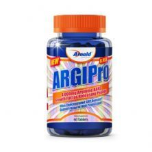 Argipro - 60 Tabletes - Arnold Nutrition*** Data Venc. 30/03/2021