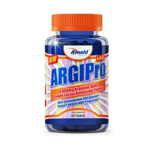 Argipro - 60 tabletes - Arnold Nutrition