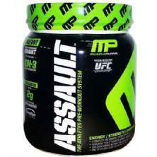 Assault Pré Treino - Raspberry Lemonade 522g - Muscle Pharm