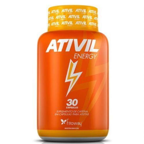 Ativil Energy - 30 Cápsulas - Fitoway no Atacado