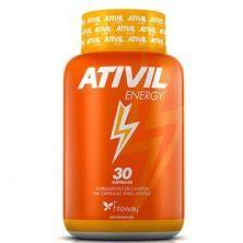 Ativil Energy - 30 Cápsulas - Fitoway