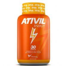 Ativil Energy - 30 Cápsulas - Fitoway*** Data Venc. 20/02/2019