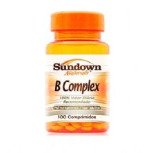 B Complex - 100 Comprimidos - Sundown