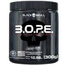 BOPE Pré Treino - 300g Frutas Vermelhas - Black Skull