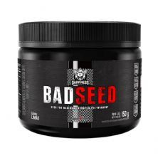 Bad Seed Pre Workout Darkness - 150g Limão - Integralmédica