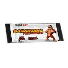 Bananinha Fruit Energy - 1 unidade de 26g - Sudract Nutrition