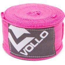 Bandagem Elástica - 3M Rosa - Vollo Sports