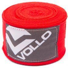 Bandagem Elástica - 3M Vermelha - Vollo Sports