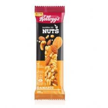 Barra de Cereais Nuts - 1 Unidade 25g Damasco - Kellogg's