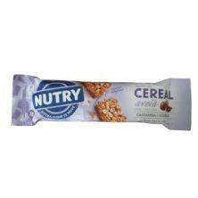 Barra de Cereal - 1 unidade 22g Avelã com Chocolate - Nutry