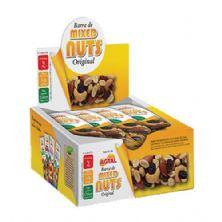 Barra de Cereal & Joy - Mixed Nuts Original 12 unidades - Agtal
