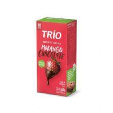 Barra de Cereal Trio - c/3 und Morango com Chocolate 20g - Trio Alimentos