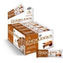 Barra de Proteína Choklers Protein - 12 unidades 60g Churros - Mix Nutri