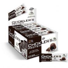 Barra de Proteína Choklers Protein - 12 unidades 60g Petit Gateau - Mix Nutri